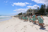Year 12 Beach Swim 3