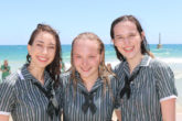 Year 12 Beach Swim 5