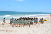 Year 12 Beach Swim 9