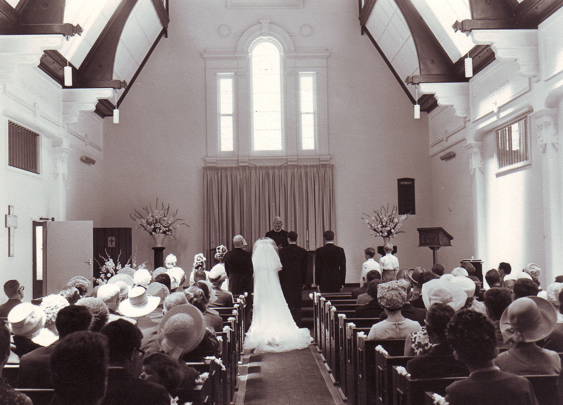 Chapel-First-wedding-in-December-1967