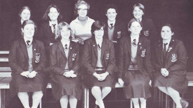 Catriona-Gregg-front-middle-Collegian-committee-1979